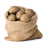 shutterstock_54078235 sack potatoes