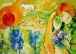Art by Marc Chagall