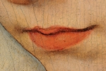 lips from painting