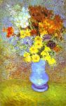 """Vincent Van Gogh's """"Vase with Daisies and Anemones"""""""
