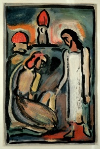 Art by Georges Rouault