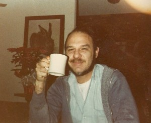 My dad shortly before his death.